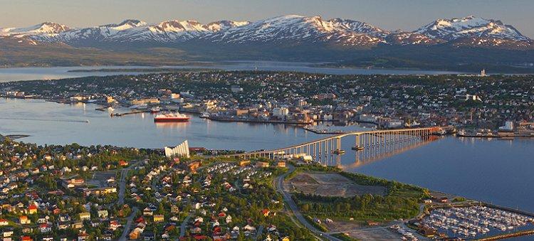 ترومسو موطن الثقافة والتاريخ النرويج