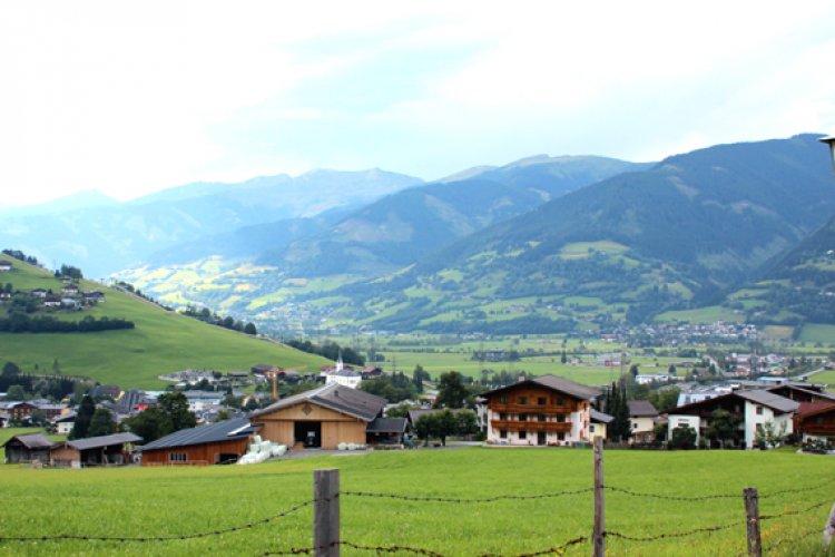مدينة كابرون في النمسا