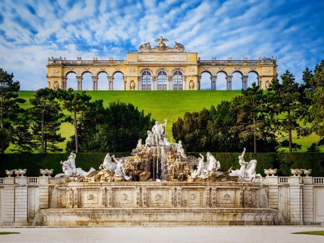 قصر الشونبرون في فيينا