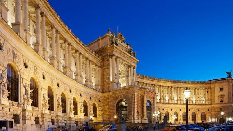 القصر الملكي في فيينا