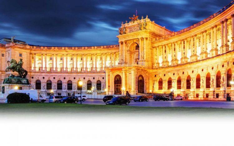 الهوفبورغ في فيينا - النمسا