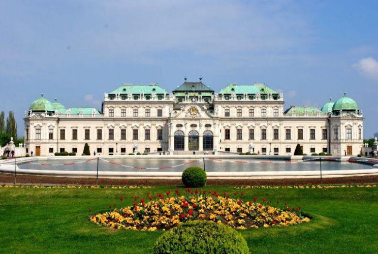 قصر البلفيدير - Belvedere في فيينا