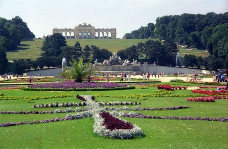 البراتر الخضراء في فيينا
