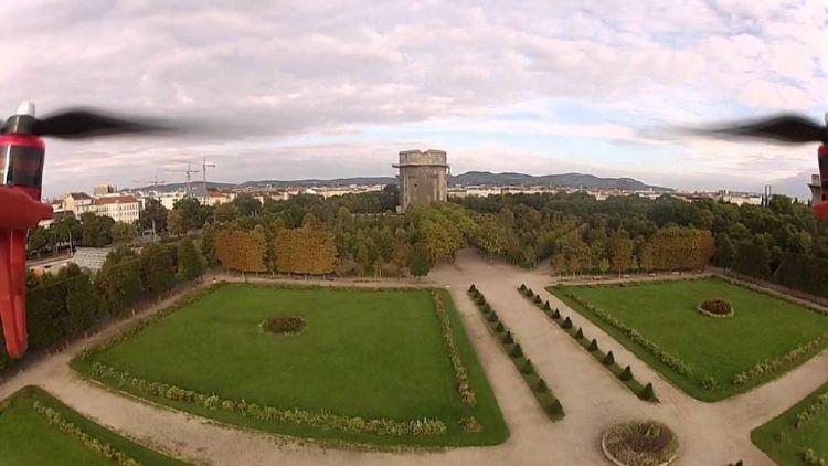 الباروك المعماري في فيينا
