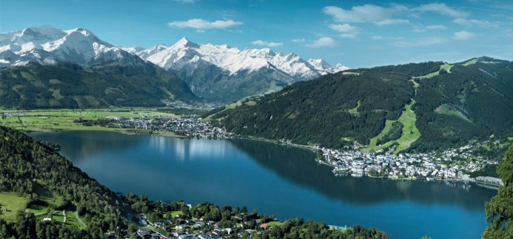 بحيرة زي ام سي في النمسا
