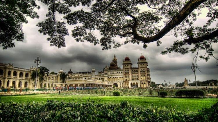مدينة بنغالور في الهند
