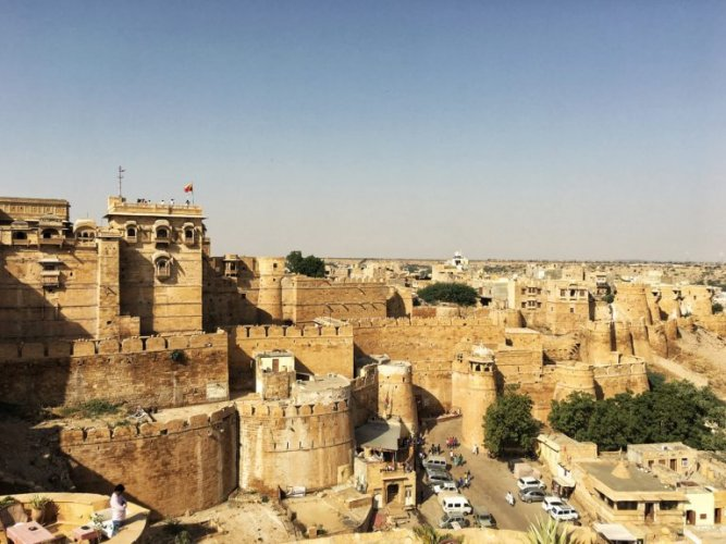 الحصن الذهبي أو قلعة جايسالمير