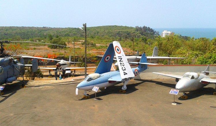 متحف الطيران البحري في غوا