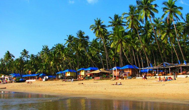 الشواطئ في غوا