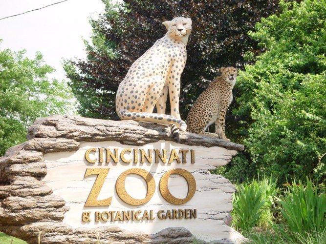حديقة حيوان سينسيناتي