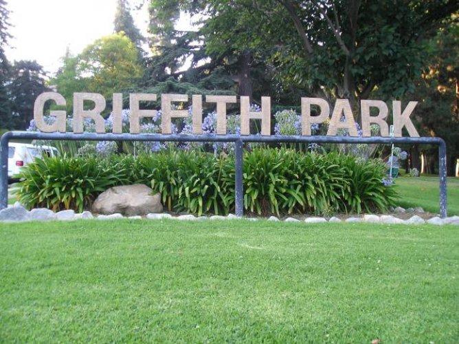 منتزه غريفيث في لوس أنجلوس