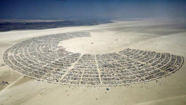 صحراء بلاك روك