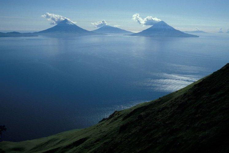 جزر الوشيان هي سلسلة من الجزر الصغيرة الجميلة