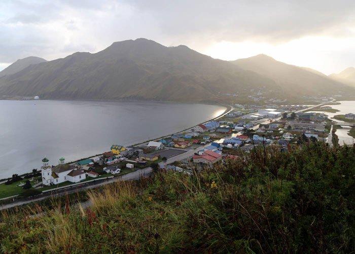 جزر ألوشيان استرخاء في أحضان الطبيعة الساحرة