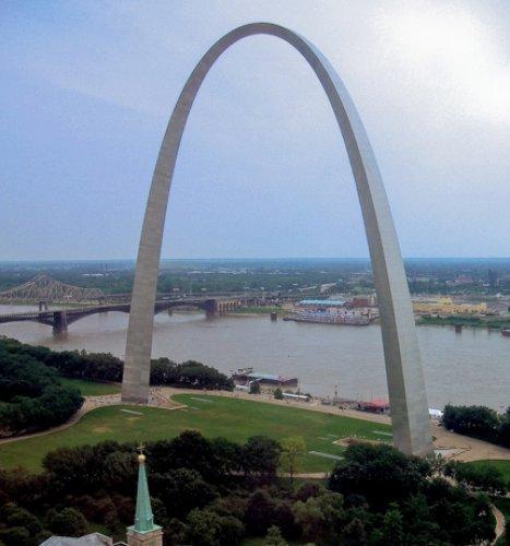 قوس جيت واي في سانت لويس