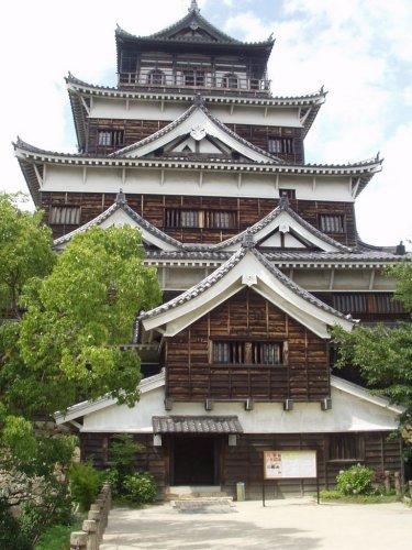 قلعة هيروشيما