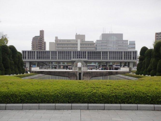 متحف الفنون في هيروشيما