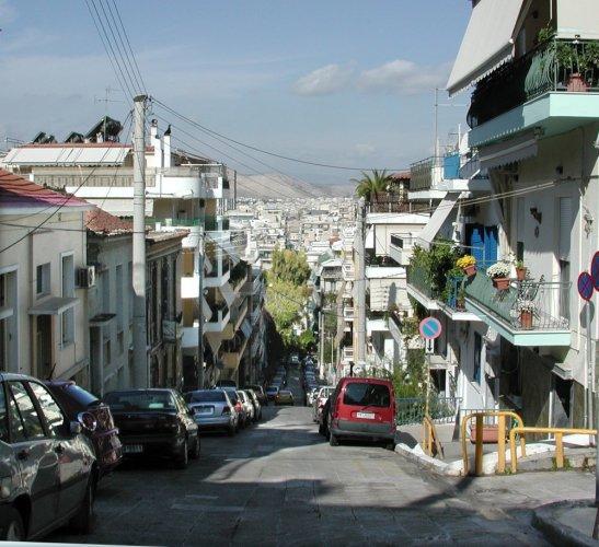 تلة بيرايوس اليونان