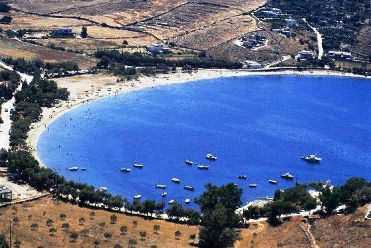 كارثيا القديمة في جزيرة كيا اليونانية