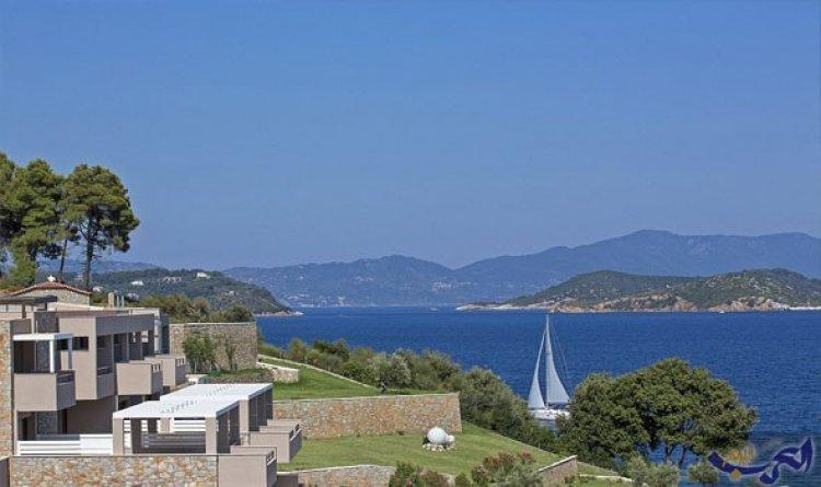 جزيرة سكياثوس أكثر الجزر اليونانية جمالاً