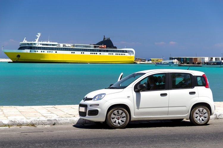 تأجير سيارة في اليونان