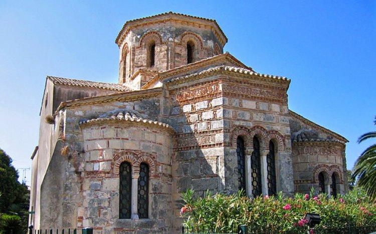 كنيسة القديسين جيسون وسوسيباتار في كورفو