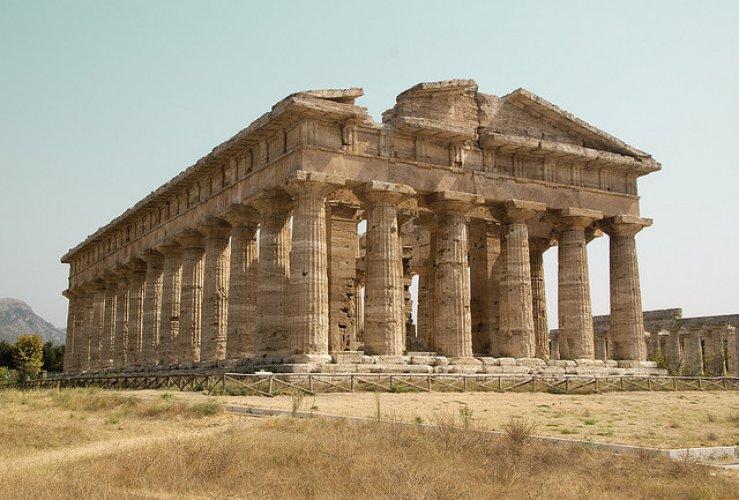 معبد هيرا .. اقدم معابد العالم