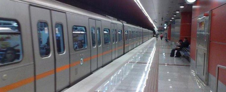 مترو الأنفاق في اليونان
