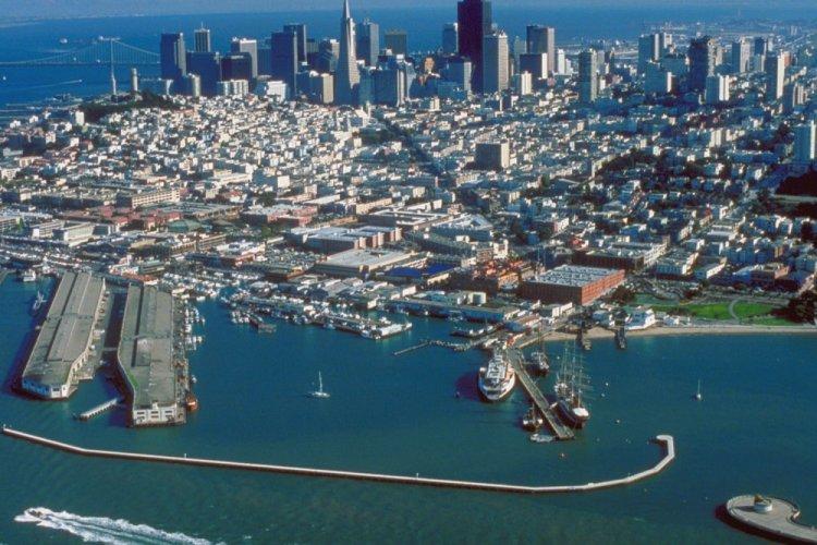 مرسى الصيادين في سان فرانسيسكو
