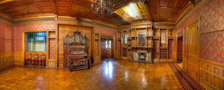 قصر وينشستر الغامض من الداخل
