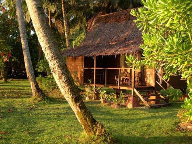 الاقامة في جزيرة كوباداك