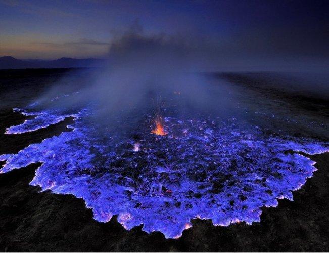 بركان أيجن