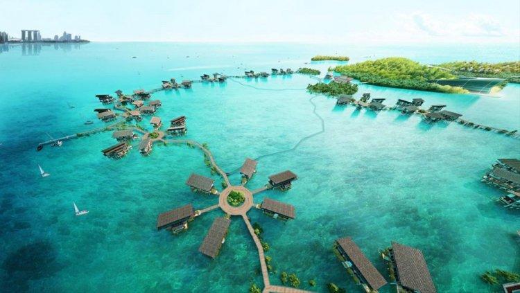 جزيرة فانتاسي باتام