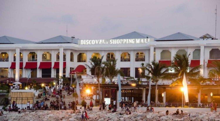 مركز التسوق ديسكفري في بالي