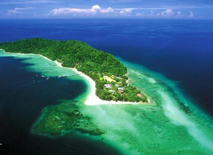 جزيرة بورنيو ذات الجمال الطبيعي الاخاذ