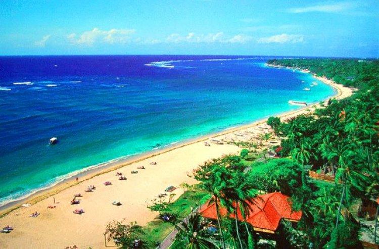شاطئ نوسا دوا في بالي