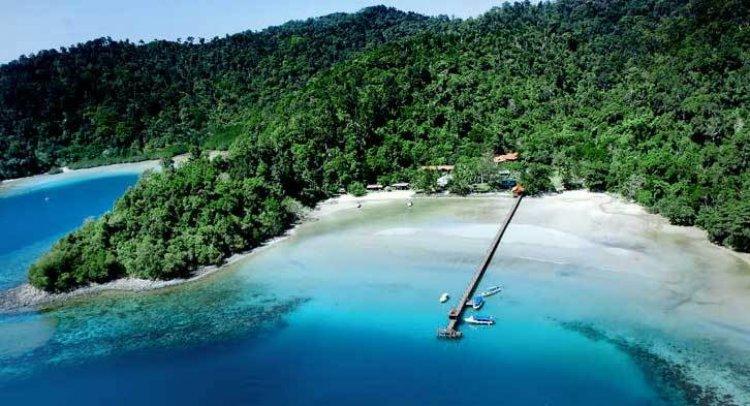 جزر جايا و سابى في بورنيو