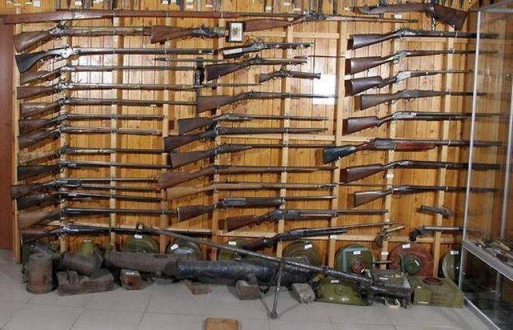 متحف الاسلحة