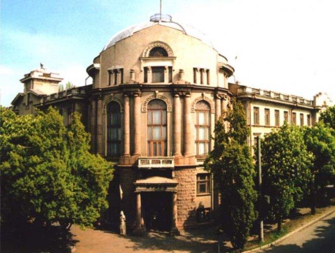 متحف Zaporizhia Regional Lore Museum