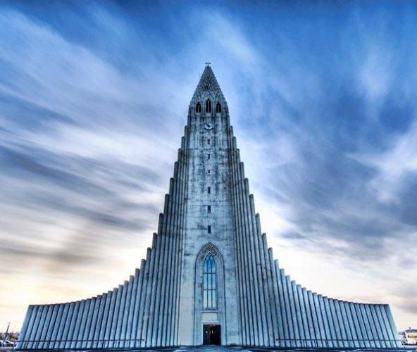 صورة لكنيسة هالغريمور