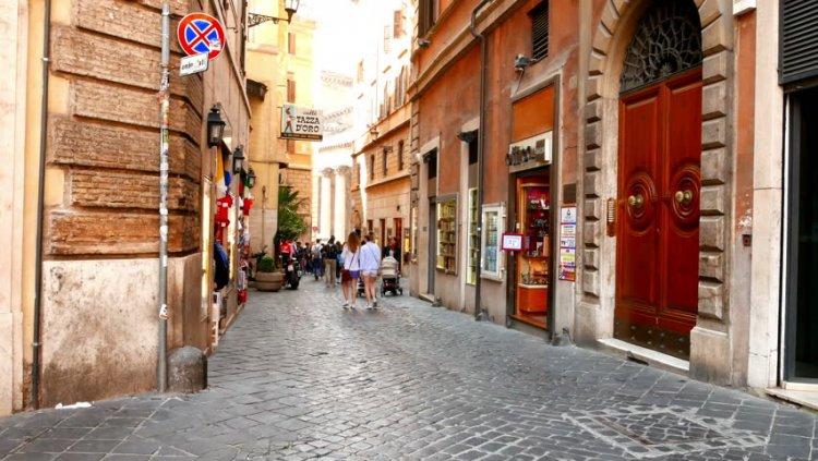 شوارع باليرمو القديمة