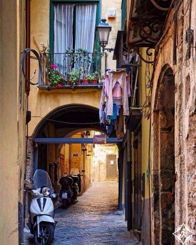 شوراع ساليرنو القديمة