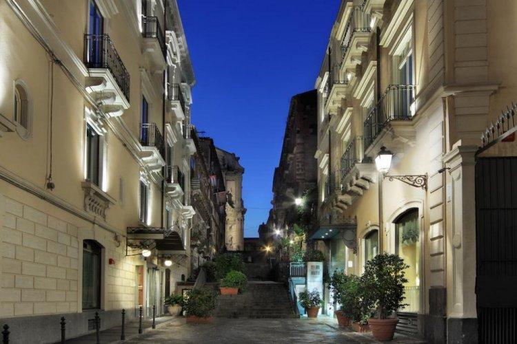 شوارع كاتانيا إيطاليا