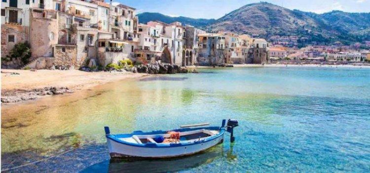 الشواطئ المذهلة في جزيرة صقلية