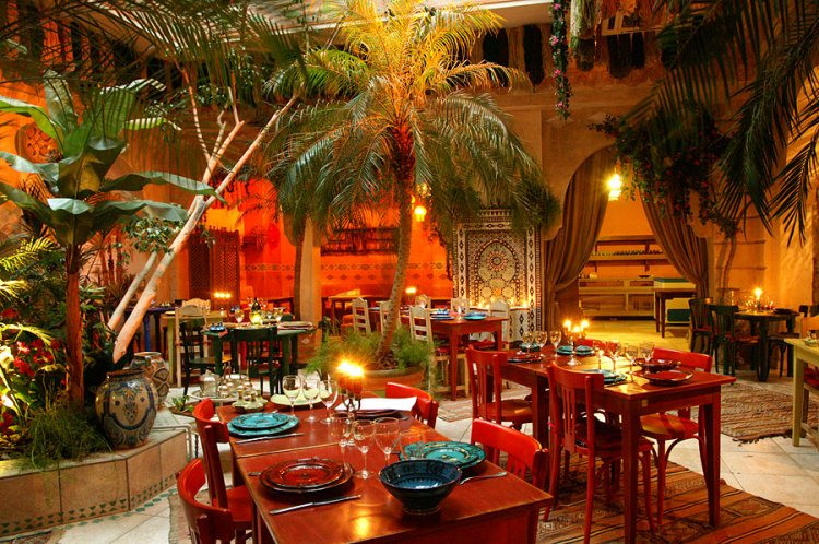 مطعم الرياض في باريس