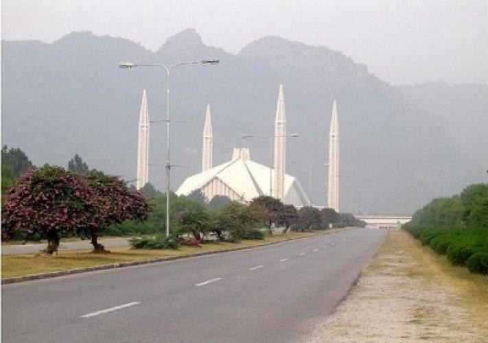 مسجد الملك فيصل أجمل مساجد العالم