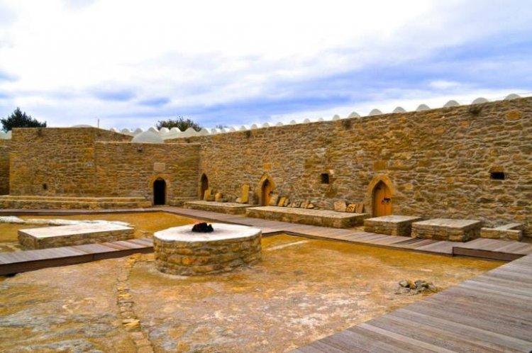 معبد النار في باكو