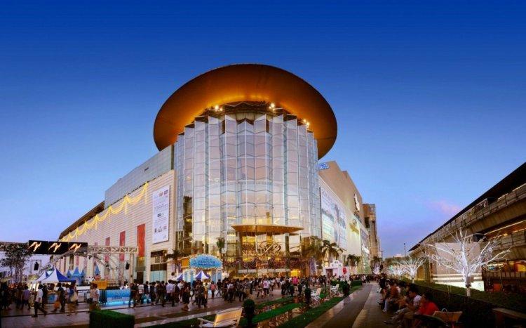 سيام باراجون أكبر مراكز التسوق في أسيا