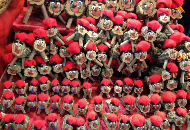 سوق القديسة جوسيا في برشلونة
