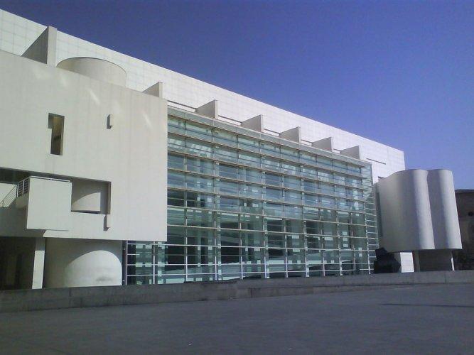 متحف برشلونة للفنون المعاصرة